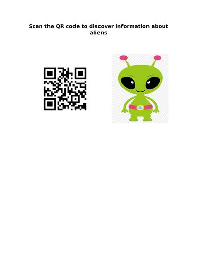 Space & alien enhancements