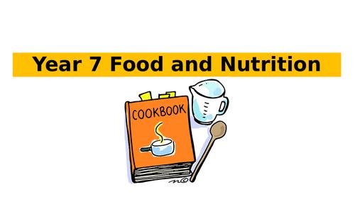 KS3 Food Recipes