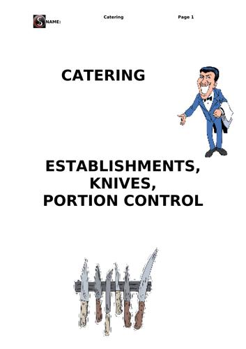 Catering establishments