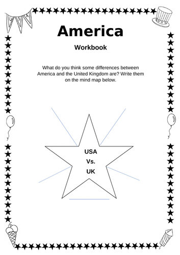 America Introduction - Geography KS2-3