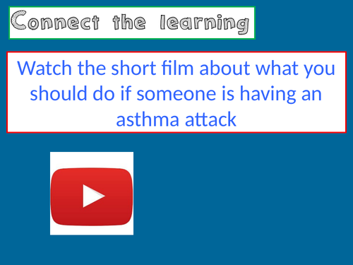 RO31 - First Aid - Asthma Attack