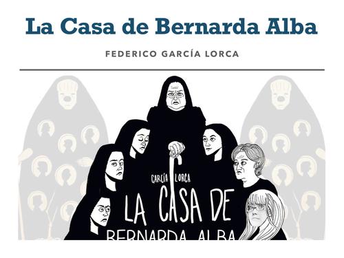 La Casa de Bernarda Alba Study Guide