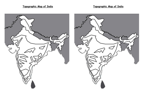 India's physical landscape & topography, Can mountains influence ocean plastic?