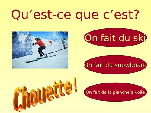 Dynamo 1 – Module 3 - Le sport dans les pays francophones – Page 64