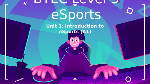 BTEC Level 3 eSports Unit 1: Introduction to eSports A1 Organisation and Structure of UK eSports