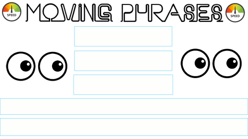 French Moving Phrases Template