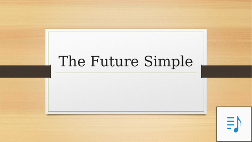 An introduction to the Spanish Future Simple tense