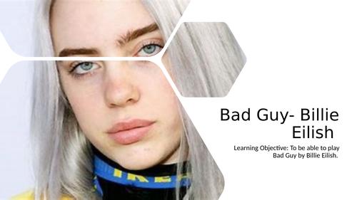 Bad Guy Ukulele Lesson