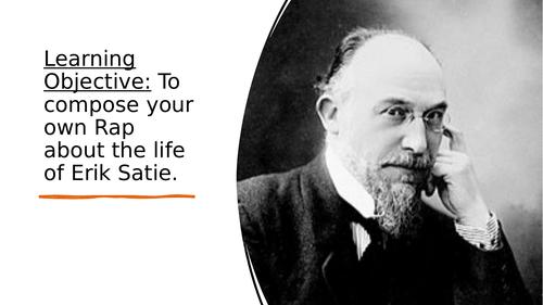 Erik Satie Rap Lesson