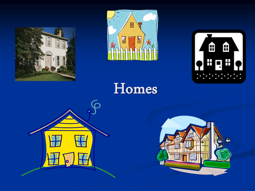 DT homes power point presentation