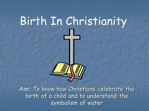 Birth in Christianity