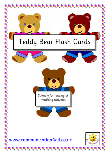 Keyword Reading Flashcards - Transport and Toy Themes