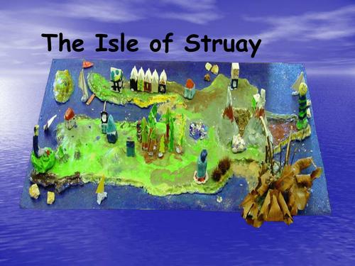 Island of Struay by ejbriggs | Teaching Resources