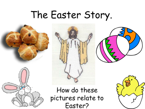 how to explain the meaning of easter to a child