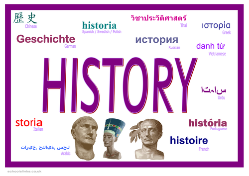 Multilingual classroom posters 2