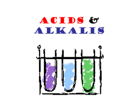 Acids and Alkalis Summary Powerpoint by clare_m | Teaching ...