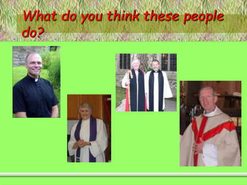 Vicars and Priests