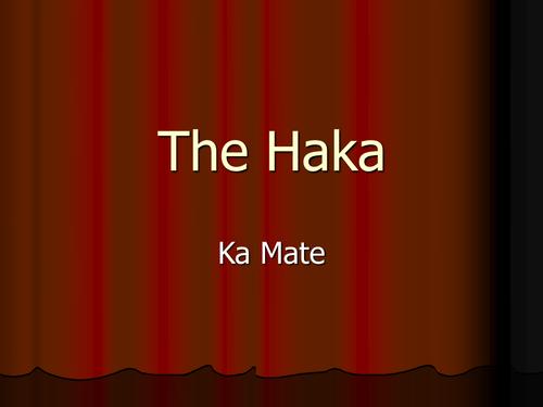 Haka - A complete resource
