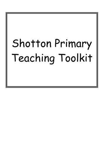 Maths Toolkit