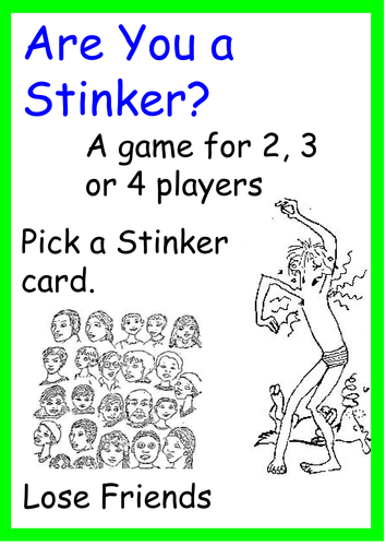 Are You A Stinker