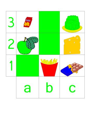 welsh language - food game