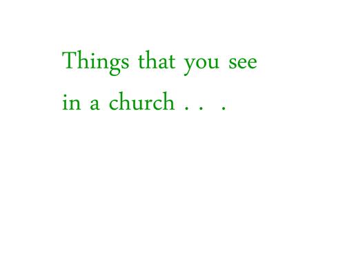 Church powerpoint