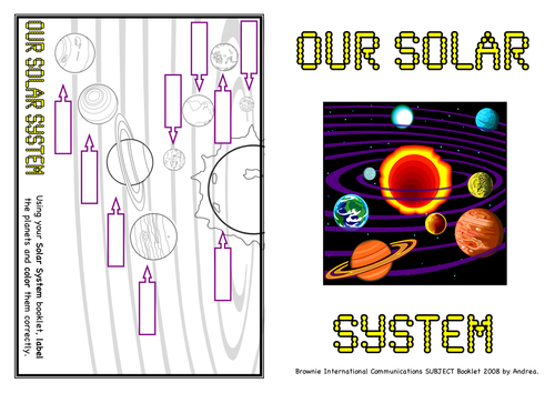 Our Solar System- basic planetary facts