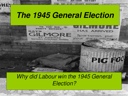 The 1945 General Election