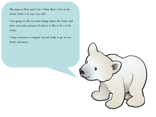 Cold Climate  Arctic Powerpoint by jesswade  Teaching Resources