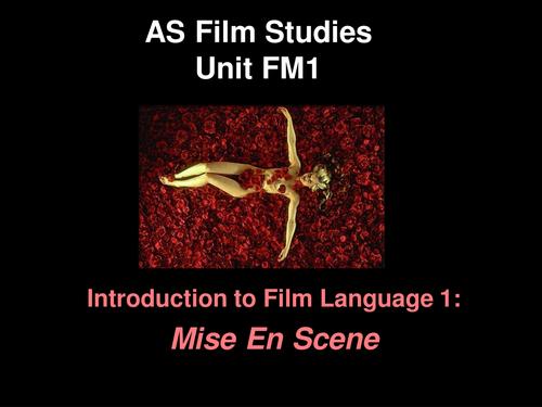 Teaching Mise en Scene (Film)