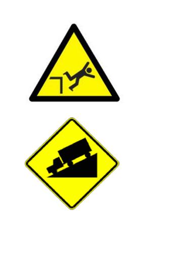 Hazard symbols starter