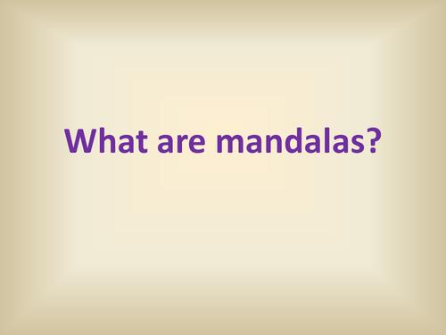 What are Mandalas?