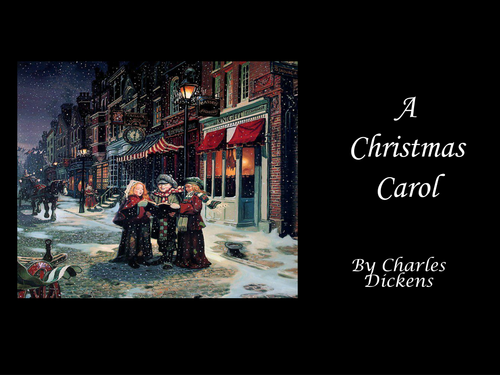 A Christmas Carol by Charles Dickens: the plot by Mathew513 - Teaching Resources - Tes