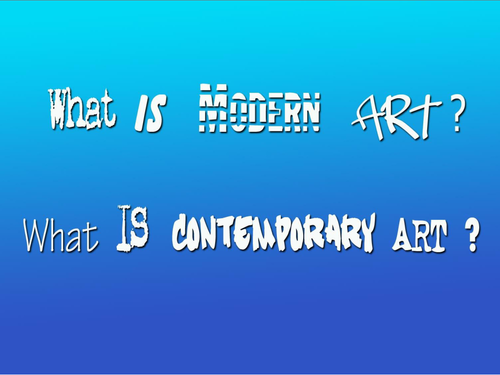 What is Art ?