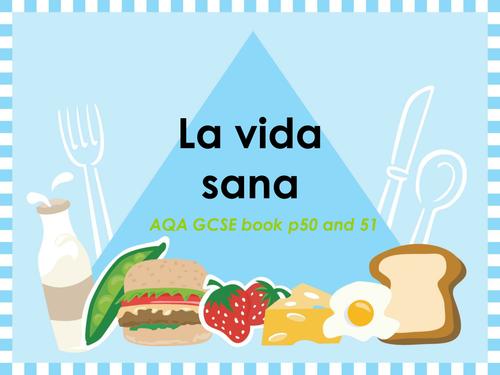 Spanish Healthy Living - La vida sana
