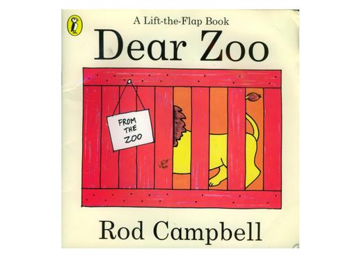 Dear Zoo Powerpoint