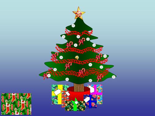Christmas Tree Timer