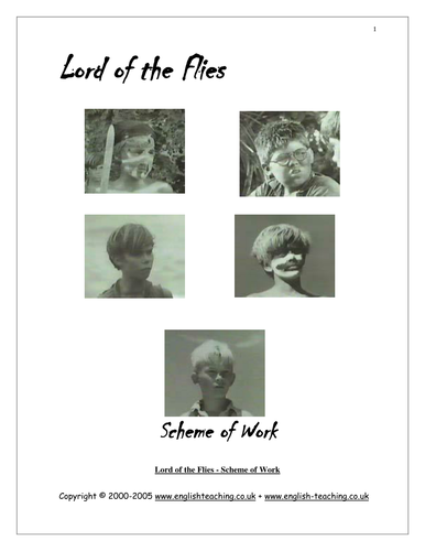 the influence of lord of the flies by william golding in my life A secondary school revision resource for gcse english literature about the context of william golding's lord of the flies.