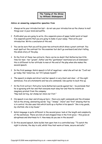 the taming of the shrew worksheet pack by tesenglish teaching  the taming of the shrew worksheet pack by tesenglish teaching resources tes