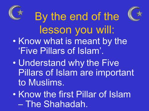 5 Pillars of Islam Worksheet by edithmaud Teaching Resources TES – Five Pillars of Islam Worksheet