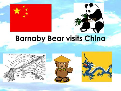 Barnaby visits China