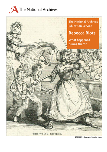 rebecca riots Main story the attack on efailwen on 13 may 1839, the tollgate at efailwen, on the border between carmarthenshire and pembrokeshire, was attacked by a large group of local men it was the first of a series of attacks that lasted until 1844 and became known as the rebecca.