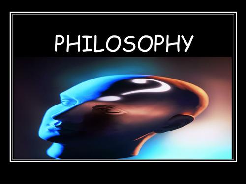 Philosophy for Children Power Point