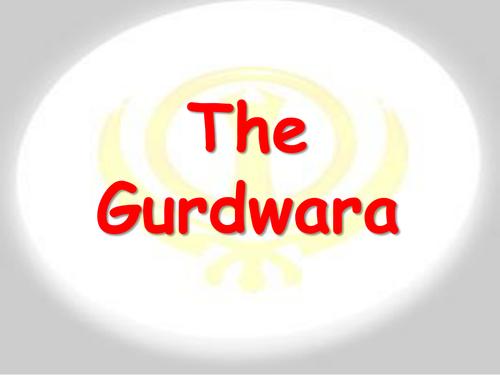 THE GURDWARA PPT