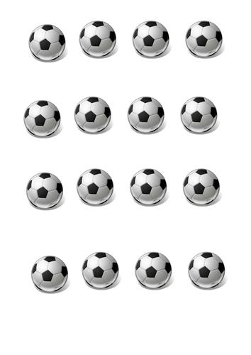 Football Behaviour Chart