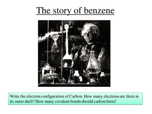 The Benzene story