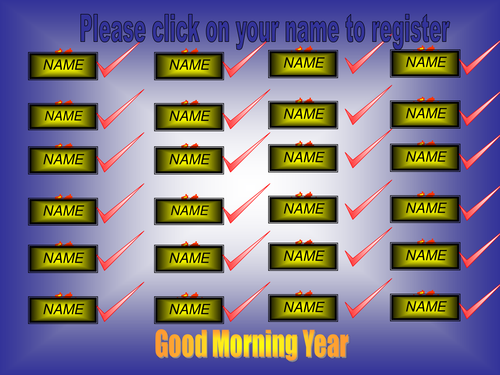 Interactive Self Register 2