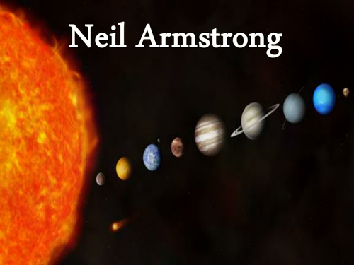 Neil Armstrong Powerpoint