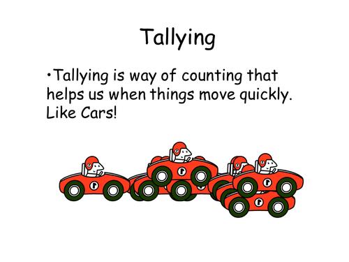 Interactive Car Tallying Exercise