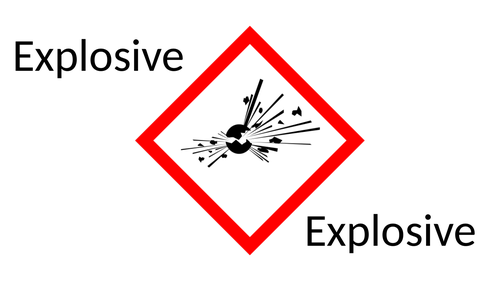 NEW and UPDATED Hazard Symbols